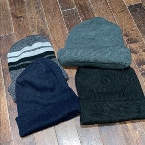 lot of boys winter hats